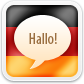 Icon for the German language module