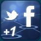 Go Social module logo